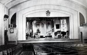 Queen's interior old
