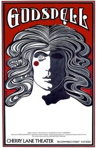 DEB-Godspell-1971 poster