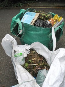 Garden rubbish Haysoms Close May 16 2014 ( 1)