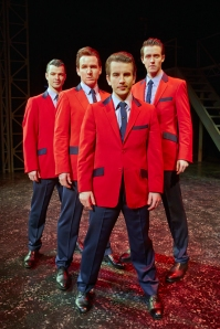 JERSEY BOYS The Musical London Cast 2014