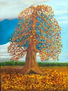 Kirk's Marzipan Tree