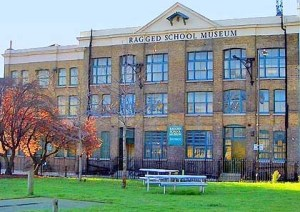The Ragged School Museum in East London