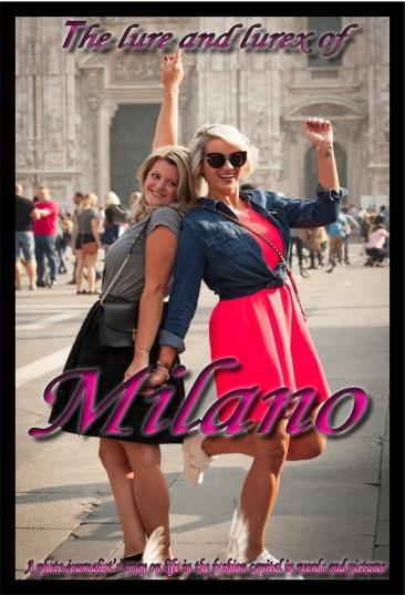 Milan front